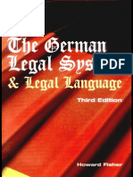 German Legal System 2002