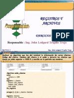 Algoritmica I 2012 II - REGISTROS (Problemas)