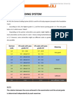 [Factsheet] GER-VIE Grading Scale