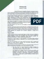 Apuntes de SIG (sistema de información geográfica)
