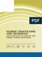 GIFT Human Trafficking and Business