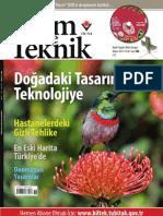 Bilim ve Teknik Dergisi Mayıs 2013