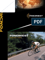 Fondriest 2009 Bicycles Catalog
