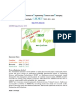 Call for Papers Journal