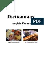 Dictionnaire d'Anglais Anglais-Français Wordsworth 150 000 Traductions
