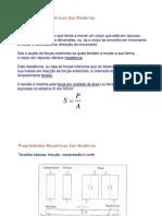 Formulas de Calculo Madeira