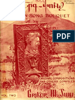 Armenian Song Bouquet Vol Two1