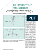 Seismic Retrofit of Steel Bridges