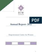 ECW Annual Report 2012