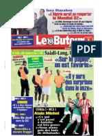 LE BUTEUR PDF du 04/04/2009