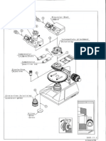 assembly diagram of the microscopes