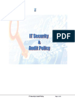Nct It Policy