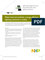 Ecofriendly lighting solutions from NXP