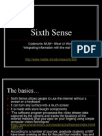 Sixth Sense Twiss