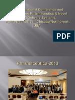 Pharmaceutica - 2013