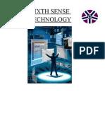 51387814 Sixth Sense Technology