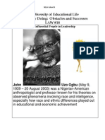 #18Laws of Power_John Ogbu