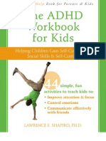 The ADHD Workbook for Kids