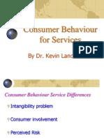 3b. Consumer Behavior for Services