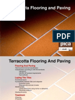 Pica Cotto Floor Tiles Manual