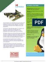 EmbeddedLinux FoxBox