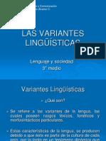 variables lingüísticas