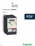 Manual Instalacion Altivar 312