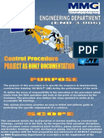 END-3-002 Project as BUILT Documentation