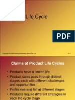 Product Life Cycle PPT
