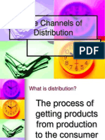 The Channels of Distribution