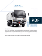 Isuzu Elf Nkr 71 125 Ps Munte
