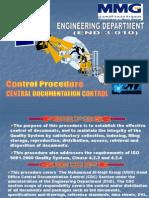 END 3 010 Central Documentation