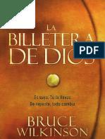 Capitulo 1 La Billetera de Dios - Bruce Wilkinson