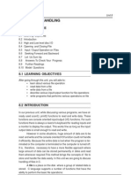 Unit 8 - File Handling