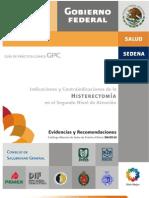SSA-295-10 Histerectomxa - RER xCorregidax