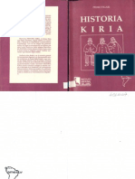 Figari Pedro - Historia Kiria