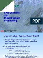 SAR Signal Processing