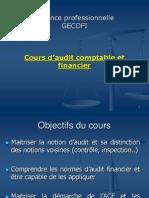 Cours d Audit Comptable LP