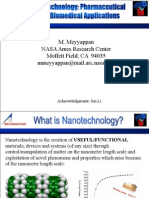 Pharmaceutical and Biomedical Appl
