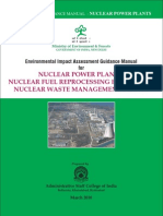 Nuclear Power Plants_may-10 eNVOIRNMENT REPORT