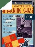 Waitzkin Josh - Attacking Chess (Fireside Chess Library) 1995