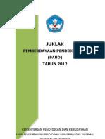 Juklak P2TK