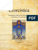 Exorcismo - Exorcistica