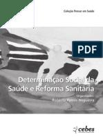 Libro Determinacao Social Da Saude e Reforma Sanitaria