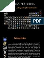 Apresentação - Tabela Periódica