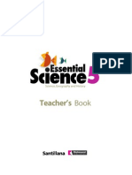 Teacher´s book  science 5º richmond