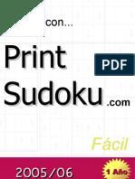Sudoku Facil