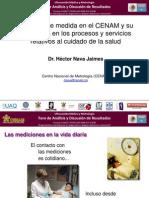 1 Patrones de Medida en El CENAM y Su Relevancia (Dr Hector Nava-CENAM)
