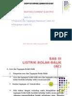 LISTRIK BOLAK-BALIK