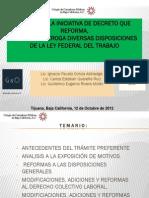 Exposicion Reforma LFT